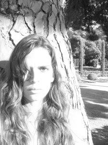 Paloma em preto e branco