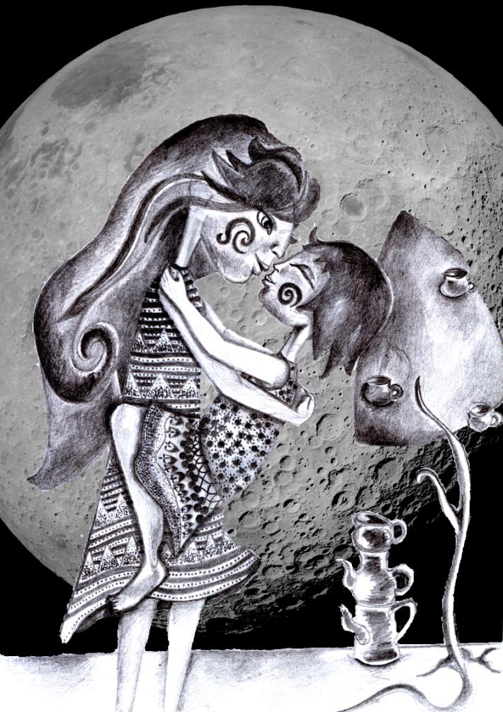 Illustration: Paloma Villela e Marcel Ruiz