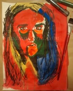 Painting: Paloma Villela